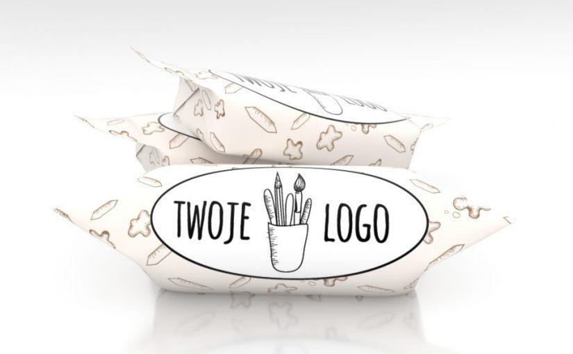 Cukierki z logo Twojej firmy